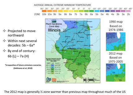 Updated Plant Hardiness Zone Map Png Chicago Community