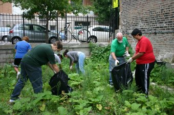 Pilsen community work