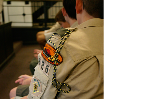 In Forest Glen, Scouts help to bridge generations, teaching climate action to adults and other youth.