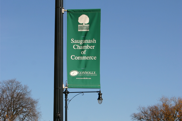 "In Forest Glen, community organizations like the Boy Scouts work with the <a href=""http://www.sauganashchamber.org"">Sauganash Chamber of Commerce</a> to support the local economy."