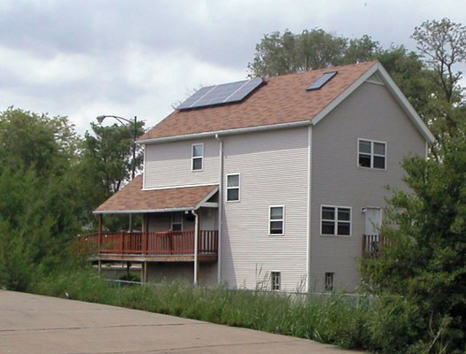 """<a href=""""http://www.claretianassociates.org"""">Claretian Associates</a>, a nonprofit affordable housing developer, is spearheading green housing initiatives (photo courtesy of Kevin Murphy)."""